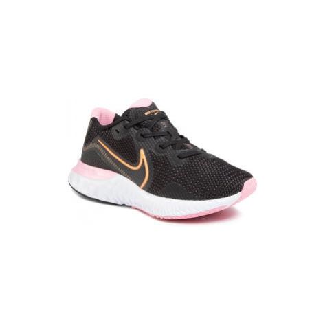 Nike Topánky Renew Run CK6360 001 Čierna