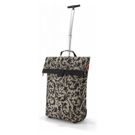 Nákupná taška na kolieskach Reisenthel Trolley M Baroque Taupe