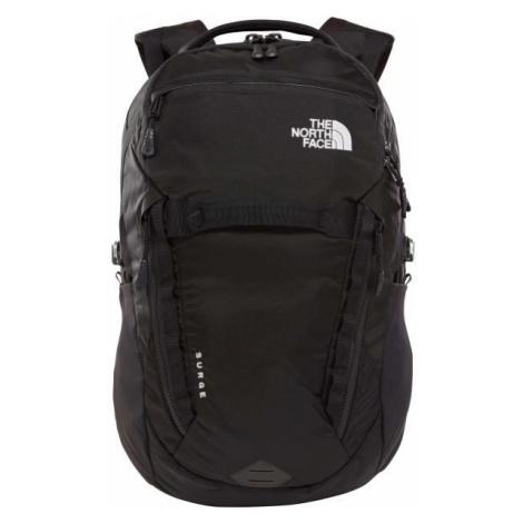 The North Face SURGE čierna - Mestský batoh