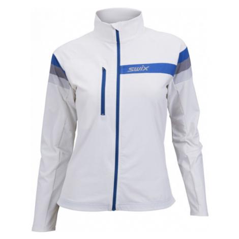 Swix FOCUS biela - Športová lyžiarska bunda