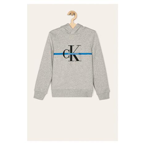 Calvin Klein Jeans - Detská mikina 116-176 cm