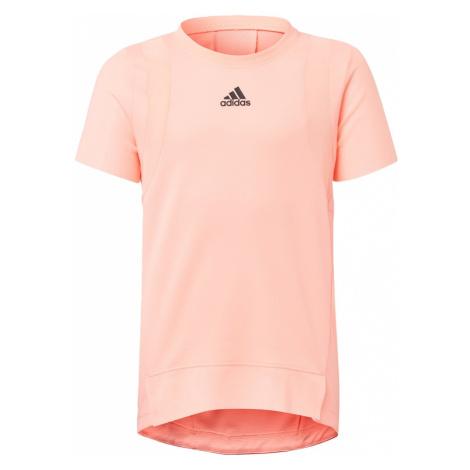 ADIDAS PERFORMANCE Funkčné tričko 'Heat.RDY'  staroružová