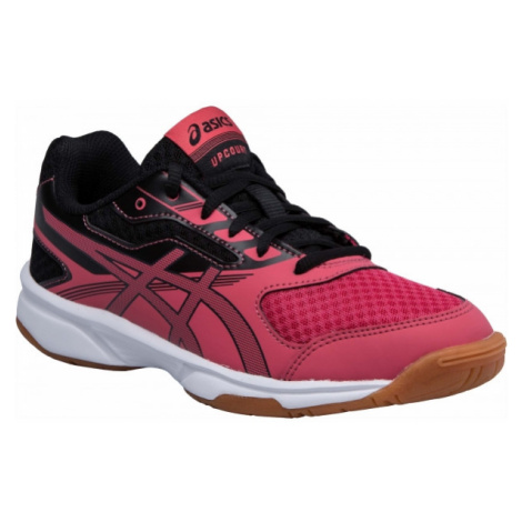 Asics UPCOURT 2 GS ružová - Detská halová obuv