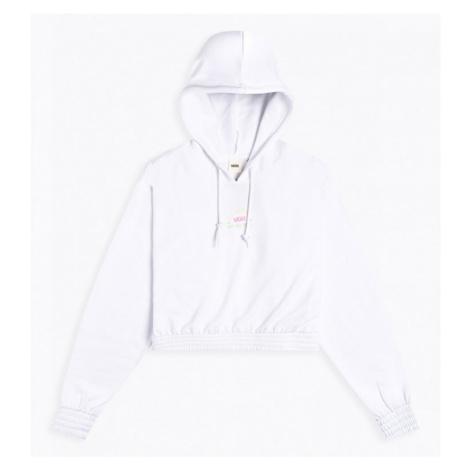 Vans Wm Sponsorship Hoodie White-L biele VN0A4DQHWHT-L