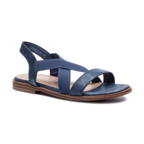 Sandále Nelli Blu CS2827-02 Ekologická koža/-Ekologická koža