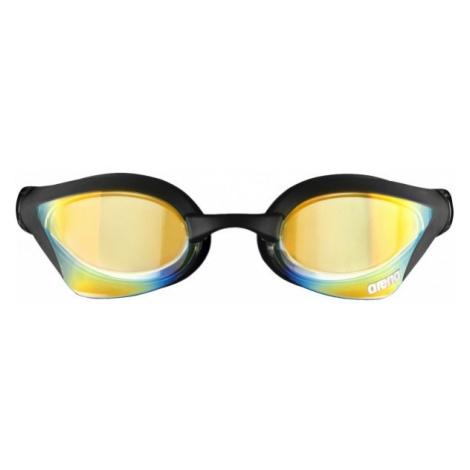 Arena COBRA CORE MIRROR zelená - Plavecké okuliare