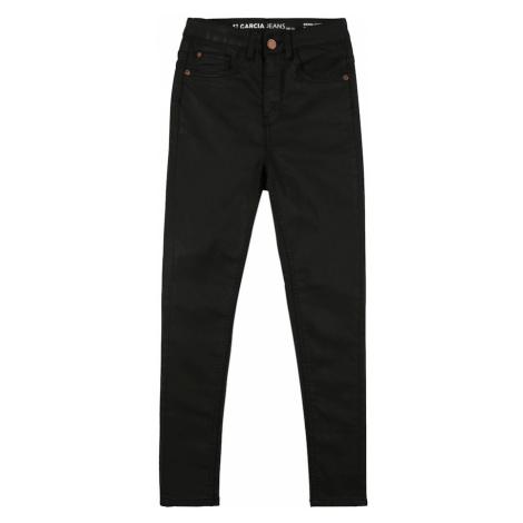 GARCIA Džínsy 'Sienna'  čierny denim Garcia Jeans