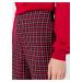 Kalhoty TWINSET Růžová