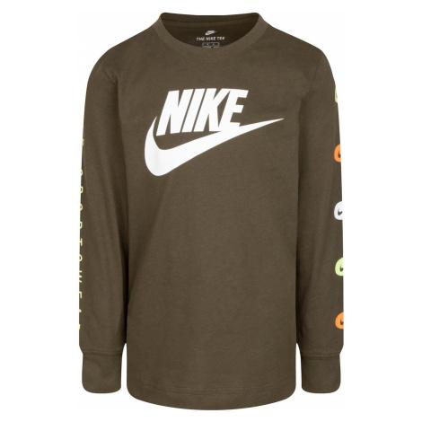 Nike Long Sleeve T-Shirt Infant Boys