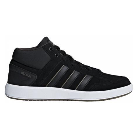 adidas CF ALL COURT MID čierna - Pánska voľnočasová obuv
