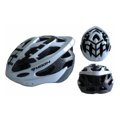 ACRA CSH30B-M bílá cyklistická helma