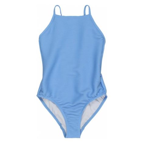 Seafolly Jednodielne plavky  modrá