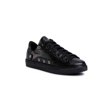 Eva Minge Sneakersy EM-08-07-000723 Čierna