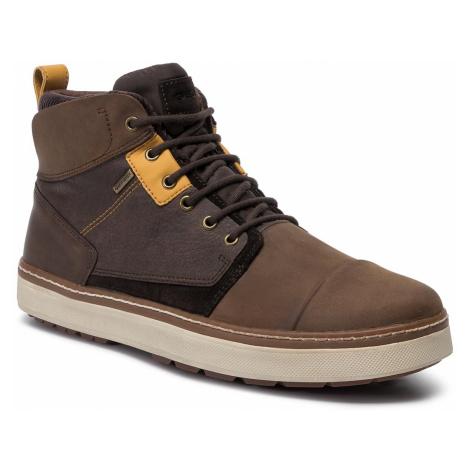 Outdoorová obuv GEOX - U Mattias Babx A U94T1A 045EK C6024 Dk Coffee