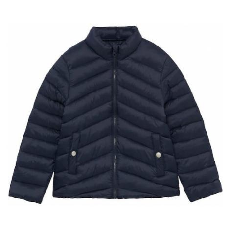 MANGO KIDS Prechodná bunda 'Ali8'  námornícka modrá