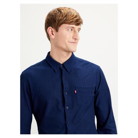 Sunset 1 Košile Levi's® Modrá