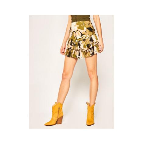Liu Jo Mini sukňa WA0117 T9147 Farebná Regular Fit