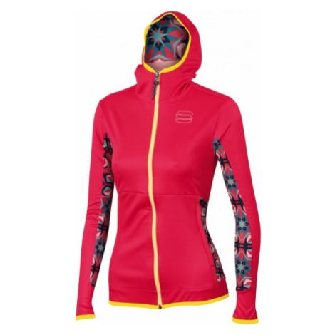 Sportful RYTHMO W JCK červená - Dámska bunda