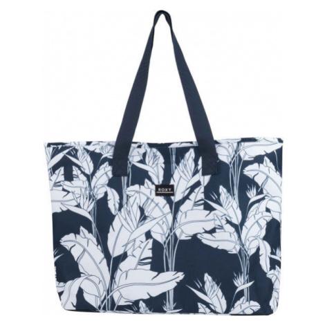 Roxy WILDFLOWER PRINTED biela - Dámska taška