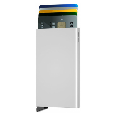Secrid Cardprotector Silver-One size šedé C-SILVER-One size