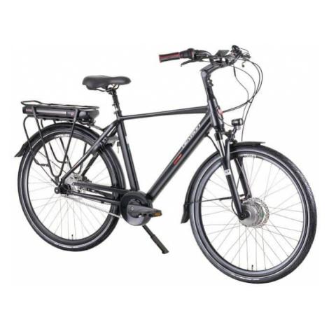 """Mestský elektrobicykel Devron 28127 28"""" - model 2019 Farba Black"""