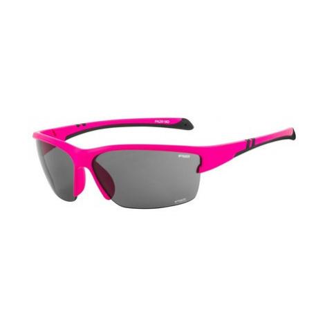Detské športové slnečné okuliare R2 Hero ružové AT092D