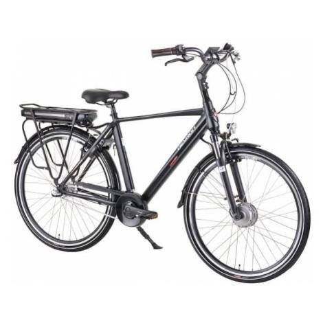 """Mestský elektrobicykel Devron 28125 28"""" - model 2019 Farba Black"""