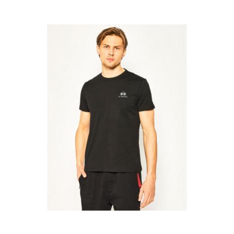 La Martina Tričko Jersey CCMR02 JS206 Čierna Regular Fit