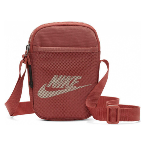 Nike HERITAGE CROSSBODY červená - Dokladovka
