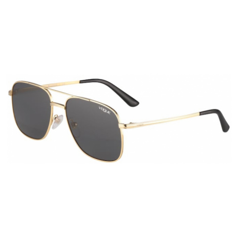 VOGUE Eyewear Slnečné okuliare  zlatá / sivá