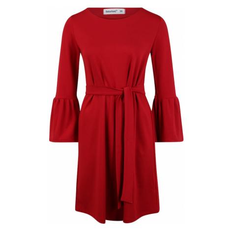 Bebefield Šaty 'Lucia'  červená