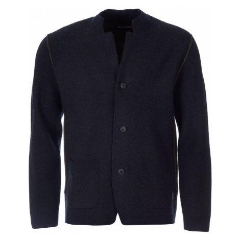 Barbour Vlnený blazer Barbour Sudeley - navy
