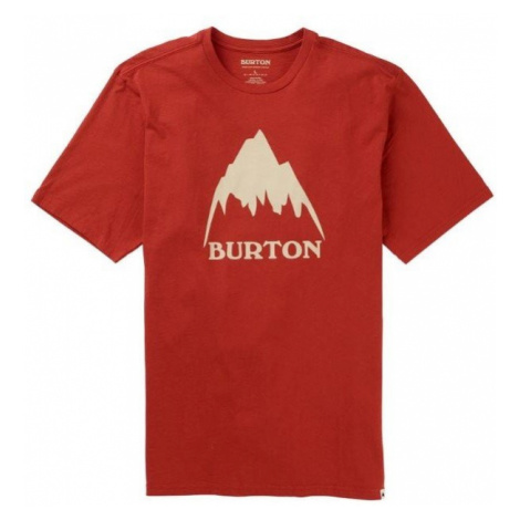 Burton Classic Mountain High Ss Tee M
