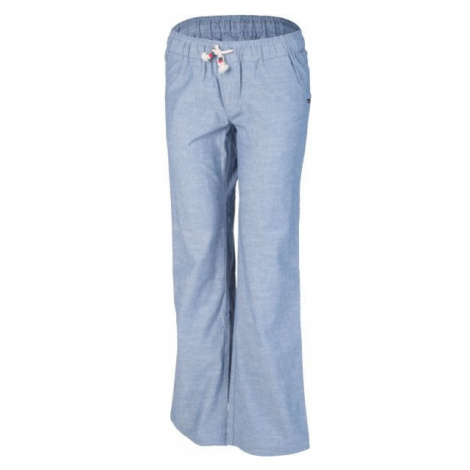 Willard ATHINA modrá - Dámske plátenné nohavice