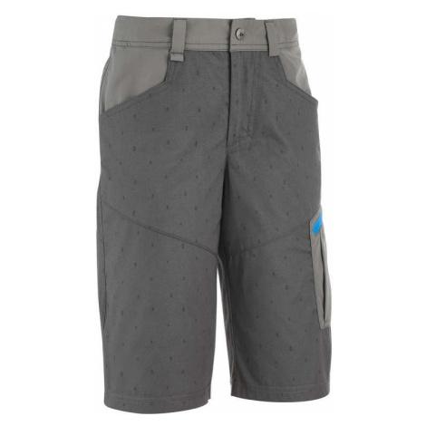 QUECHUA Chlapčenské šortky Hike 500