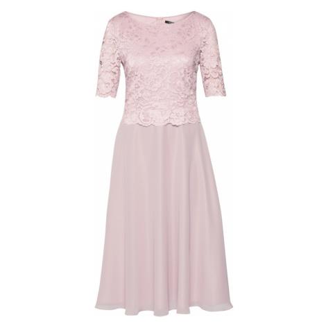 Vera Mont Kokteilové šaty  rosé