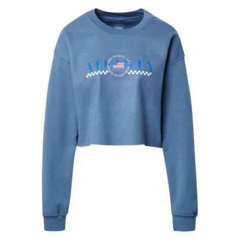 Daisy Street Mikina 'CODI'  modrá / zmiešané farby