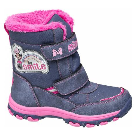 Minnie Mouse - Zimná obuv s TEX membránou