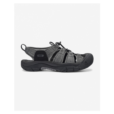 Keen Newport H2 Sandále Čierna Šedá