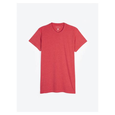GATE Základné tričko regular fit s krátkym rukávom