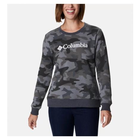 Dámska mikina Columbia Logo Printed