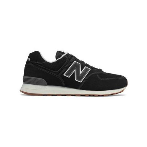 New Balance 574 Čierna