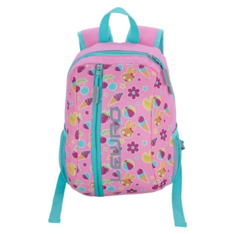 Lewro CHILL 7 ružová - Detský batoh