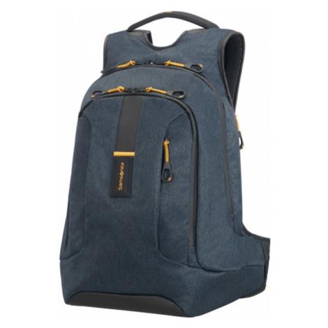 Samsonite Veľký batoh na notebook Samsonite PARADIVER L + - modrá
