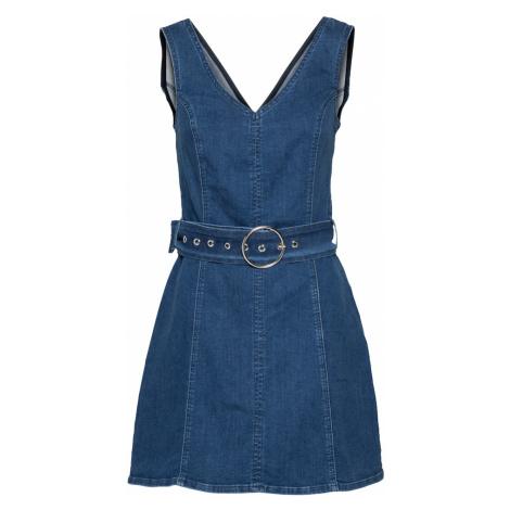 LTB Šaty  modrá