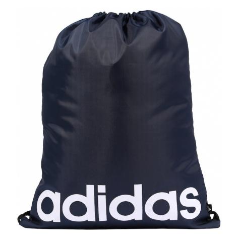 ADIDAS PERFORMANCE Športová taška  námornícka modrá / biela / čierna