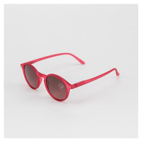 IZIPIZI Sunglasses #D tmavoružové / čierne