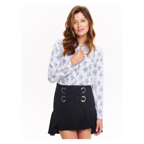 Mini sukňa so šnurovaním Top Secret