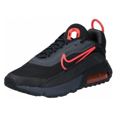 Nike Sportswear Nízke tenisky 'Air Max 2090'  čierna / tmavosivá / koralová