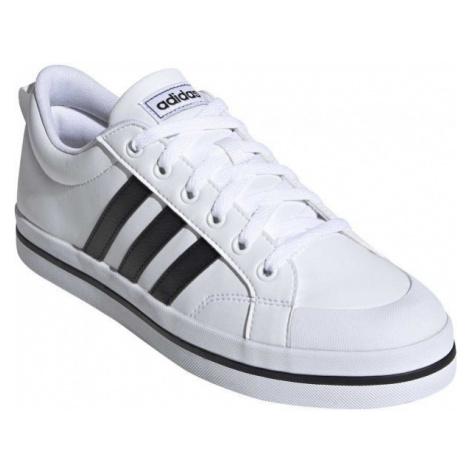 adidas BRAVADA biela - Pánska obuv na voľný čas